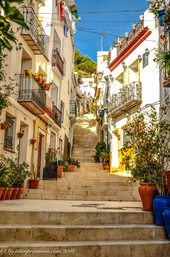 Alicante, barrio, Spain, Spanish