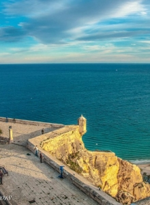 Alicante, Spain with a Nordic vibe