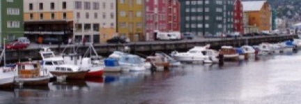 Heading North: Trondheim