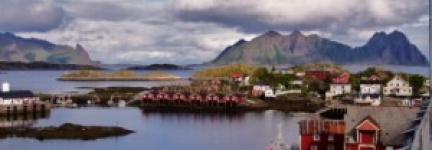 Lofoten, lost paradise of Norway