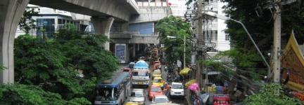 Backpacking Bangkok: Frances' 1st impressions
