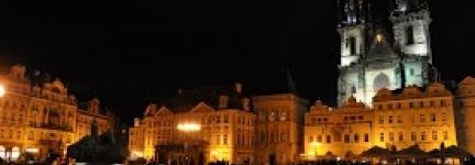 Prague, like a fairy tale