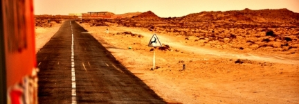Mauritania and the real cultural shock