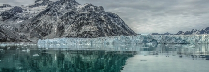 Knud Rasmussen Glacier, King of the Arctic Ocean!
