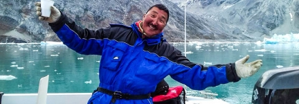 Greenland and the essence of life